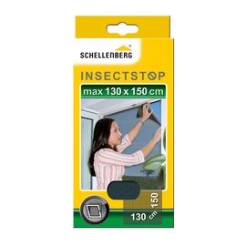 Москитная сетка Schellenberg Insectstop 50715, черный, 1300x1500 мм