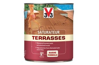 Eļļa terasēm V33, 2.5l, bez krāsas