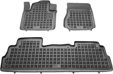 Gumijas automašīnas paklājs REZAW-PLAST Nissan NV200 2009, 3 gab.