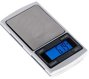 Электронные кухонные весы Adler Precision AD 3168, серебристый