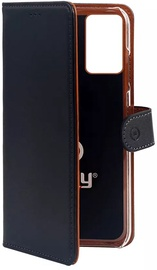 Celly Wallet Case For Samsung Galaxy S20 Black