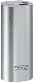 Ārējs akumulators Rivacase VA1005 Grey, 5000 mAh