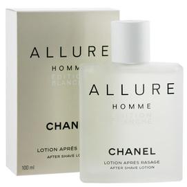 Лосьон после бритья Chanel Allure Edition Blanche, 100 мл