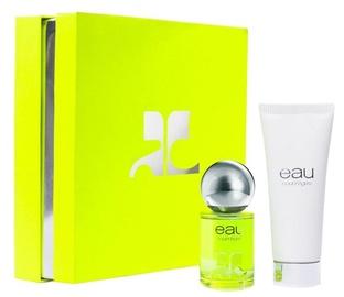 Набор для женщин Courreges Eau de Courreges 90 ml EDT + 150 ml Shower Gel