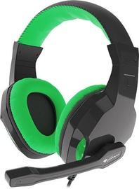 Наушники Genesis Argon 100, зеленый