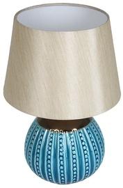 Gaismeklis Verners Aisma Desk Lamp 60W E27 Blue