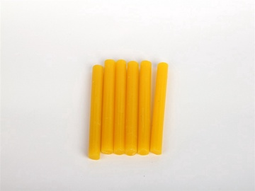 Vagner Glue Sticks 11.2x100mm Yellow 6pcs