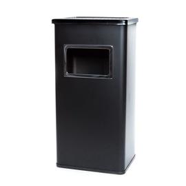 Уличный мусорный бак T-F5617M, 17 л, с пепельницей