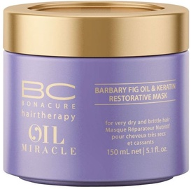 Маска для волос Schwarzkopf BC Bonacure Oil Miracle Barbary Fig&Keratin Mask, 150 мл