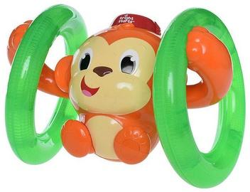 Interaktīva rotaļlieta Bright Starts Roll & Glow Monkey Toy 52181
