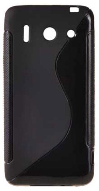 Telone Back Case S-Case for Huawei Ascend G510 Black
