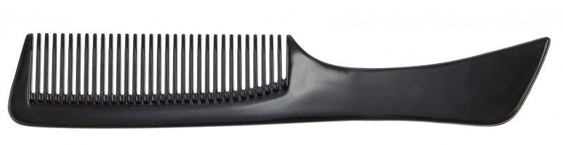 Zenner Hair Brush 20cm Black