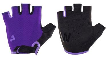 Cube Natural Fit WLS Short Finger Violet/Purple XL