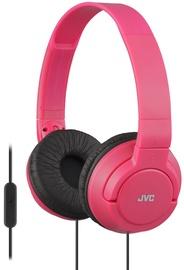Austiņas JVC HA-SR185 Red