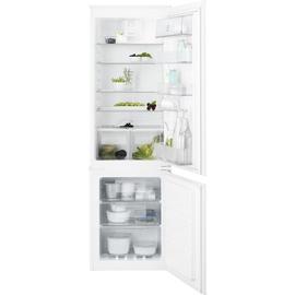 Встраиваемый холодильник Electrolux ENT6TF18S, морозильник снизу