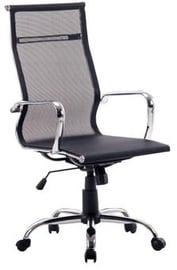 Krēsls Kalinda, 56x64x108 cm, melns