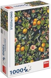 Dino Puzzle Blooming Oranges 1000pcs