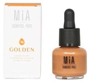 Tonizējošais krēms Mia Cosmetics Paris Colour Drops Golden CD, 15 ml