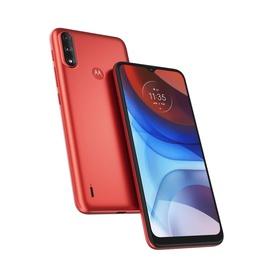 Мобильный телефон Motorola Moto E7 Power, красный, 4GB/64GB