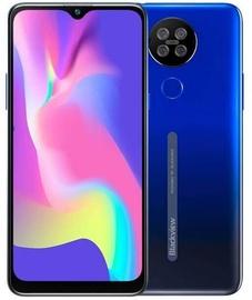 Mobilais telefons Blackview A80s, zila, 4GB/64GB