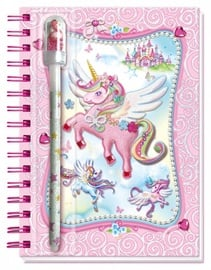 Pulio Pecoware Diary On A Spiral 533NUC Unicorn