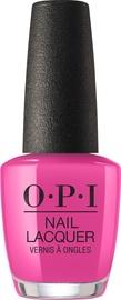 Лак для ногтей OPI NLL19, 15 мл