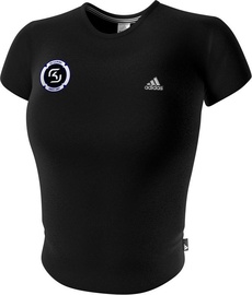 Adidas SK Gaming New Collection Girls Top Black M