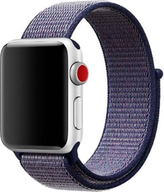 Devia Deluxe Series Sport3 Band For Apple Watch 44mm Indigo