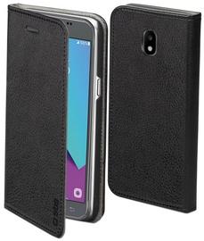 SBS Book Case For Samsung Galaxy J3 J330 Black