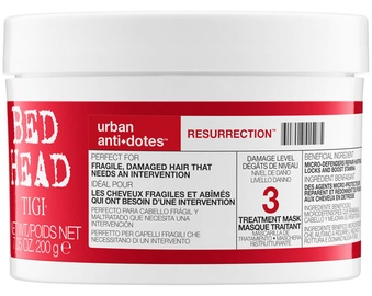 Matu maska Tigi Bed Head Urban Antidotes Resurrection Treatment Mask, 200 g