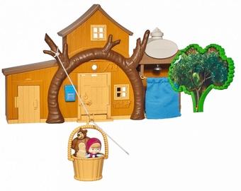 Фигурка-игрушка Simba Masha And The Bear Big Bear Hause 109301032
