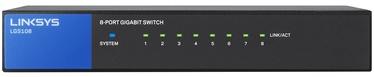 Linksys LGS108 8-Port Business Desktop Gigabit Switch
