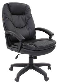 Biroja krēsls Chairman 668LT, melna
