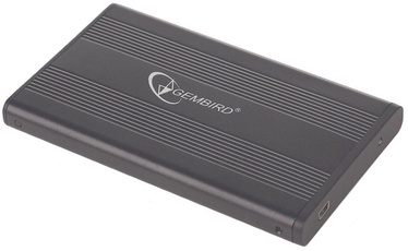 "Gembird 2.5"" HDD External Enclosure w/ mini USB 2.0"