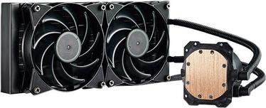 Вентилятор Cooler Master MasterLiquid Lite 240 MLW-D24M-A20PW-R1 (поврежденная упаковка)