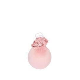 Ziemassvētku eglītes rotaļlieta MC78-EN-3039, rozā, 100 mm