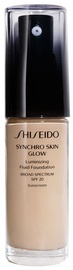 Shiseido Synchro Skin Glow Luminizing Fluid Foundation SPF20 30ml N2