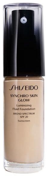 Shiseido Synchro Skin Glow Luminizing Fluid Foundation SPF20 30ml N2