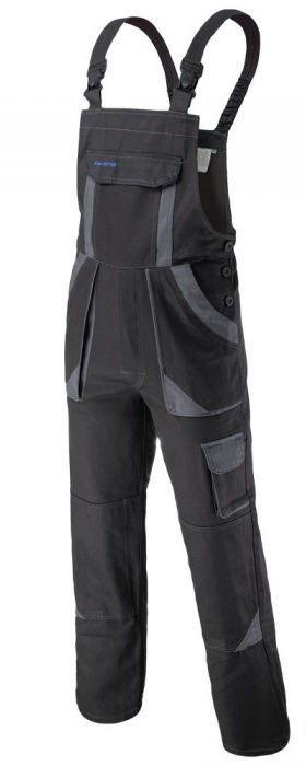 Art.Master Procotton Bib-Pants Grey 52