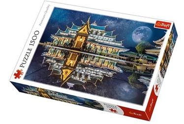 Пазл Trefl Wat Pa Phu Kon Thailand 26141, 1500 шт.