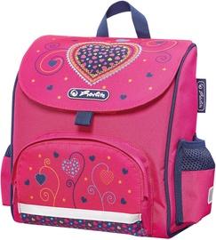 Herlitz Mini Softbag Pink Hearts 128042