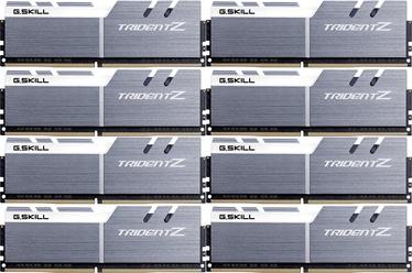 G.SKILL Trident Z Silver/White 64GB 3600MHz CL16 DDR4 KIT OF 8 F4-3600C16Q2-64GTZSW