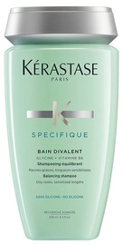 Šampūns Kerastase Specifique Bain Divalent Balancing For Oily Hair, 250 ml