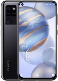 Mobilais telefons Oukitel C21, melna, 4GB/64GB