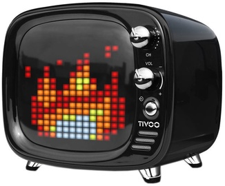 Беспроводной динамик Divoom Tivoo Black, 6 Вт