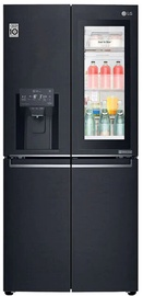 Холодильник LG GMX844MCKV