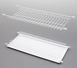 Rejs Dish Dryer Rack White 568x275mm