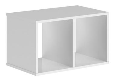 Полка Skyland XOS 700 White, 70x43x41.4 см