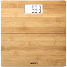 Ķermeņa svari Soehnle Bamboo Natural