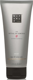 Rituals Samurai Sport Hair & Body Wash 200ml